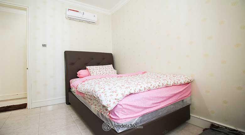 Bedroom Grand ITC Permata Hijau Apartment