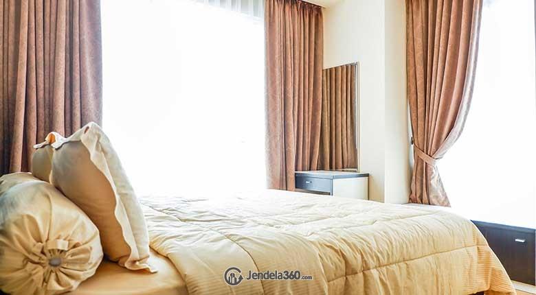 Bedroom Gandaria Heights Apartment