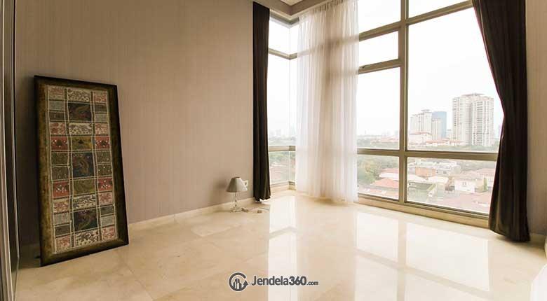 Bedroom Apartemen Essence Darmawangsa Apartment