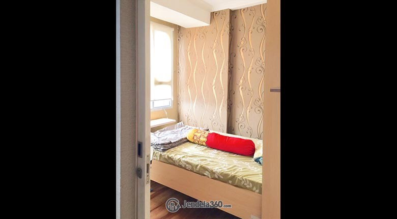 Bedroom Menteng Square Apartment Apartment