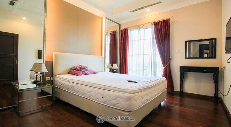 Bedroom Apartemen Belleza Apartment