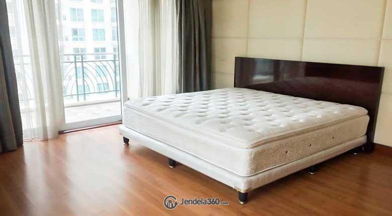 Bedroom Pakubuwono Residence Apartment