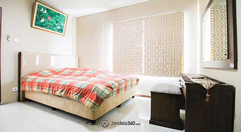 Bedroom Thamrin Residence Apartment Apartment
