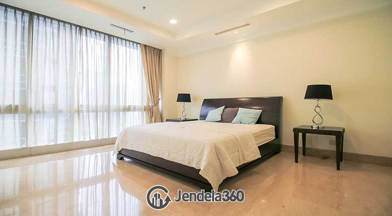 Bedroom The Capital Residences Apartment