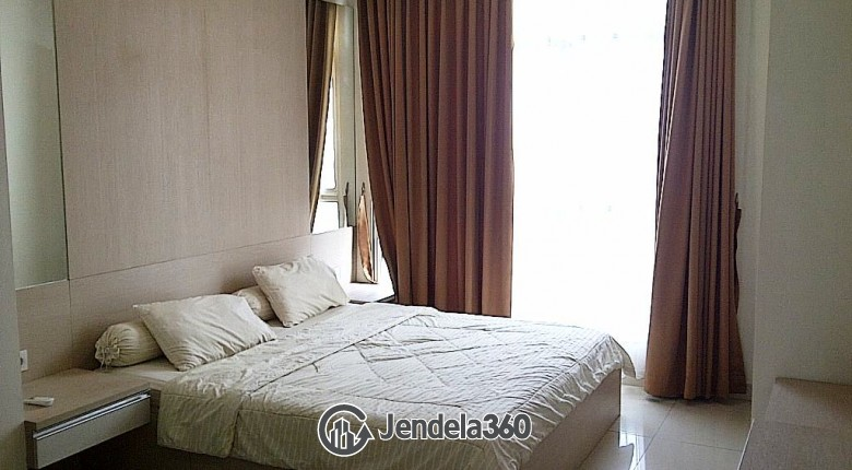 Bedroom Apartemen Central Park Apartment