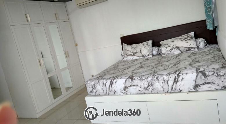 Bedroom Apartemen Taman Rasuna Apartment