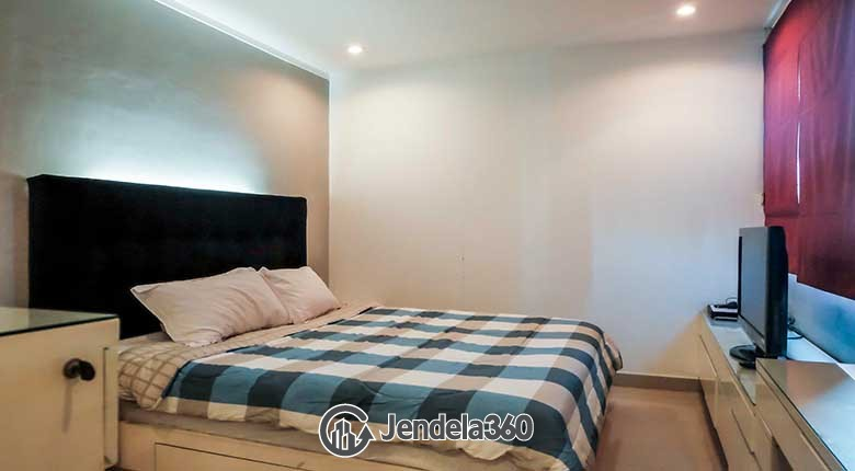 Bedroom Sahid Sudirman Residence Apartment