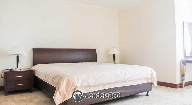 Bedroom Apartemen Bumi Mas Apartment