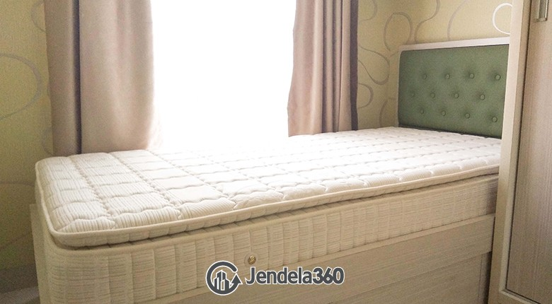 Bedroom The Mansion Kemayoran Jasmine 2BR Fully Furnished Apartment