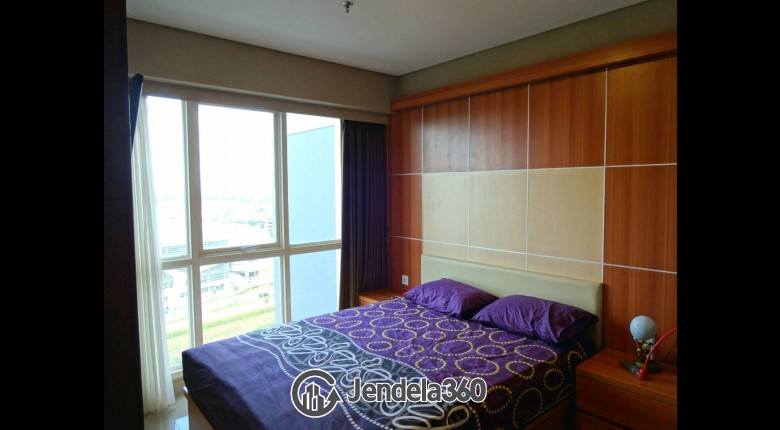 Bedroom Apartemen Callia Apartment 1BR Fully Furnished