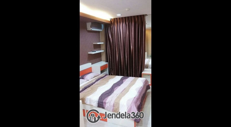 Bedroom Apartemen Best Western Mangga Dua Studio View City
