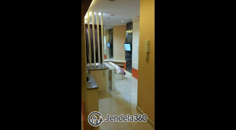 Bedroom Best Western Mangga Dua Apartment