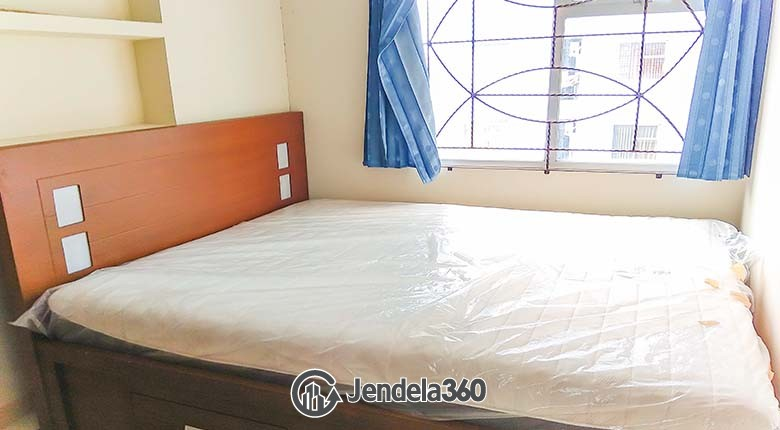 Bedroom Apartemen Green Park View Apartment 2BR Fully Furnished