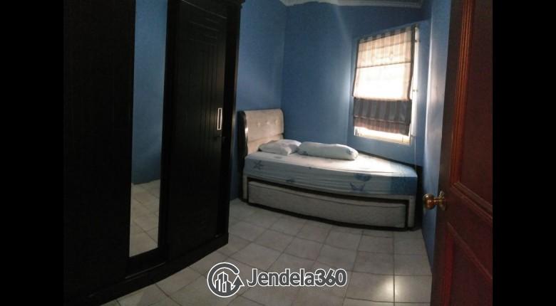 Bedroom Mediterania Gajah Mada Apartment