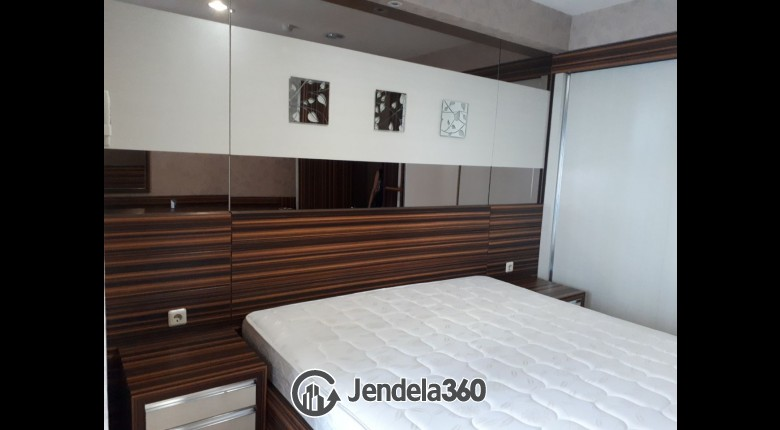 Bedroom Apartemen Green Park View Apartment 1BR View City