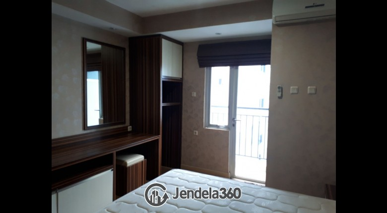 Bedroom Apartemen Green Park View Apartment