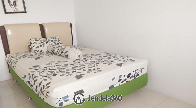 Bedroom Belmont Residence 1BR View City (Selatan)
