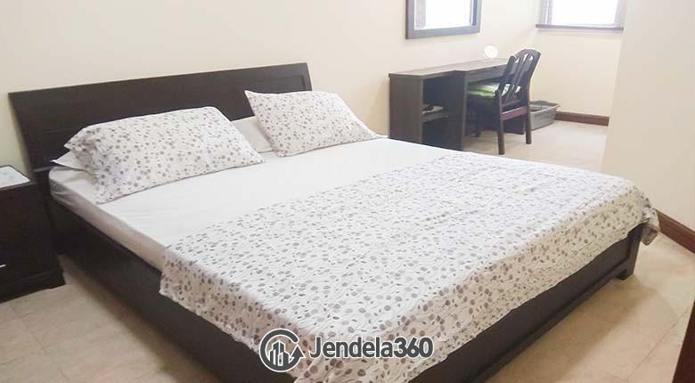 Bedroom Puri Imperium Apartment 1BR View City (Selatan) Apartment