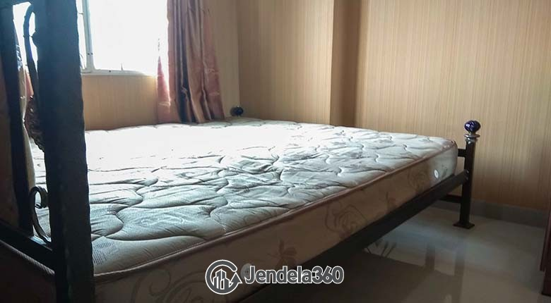 Bedroom Apartemen Puri Park View Apartment 2BR Fully Furnished