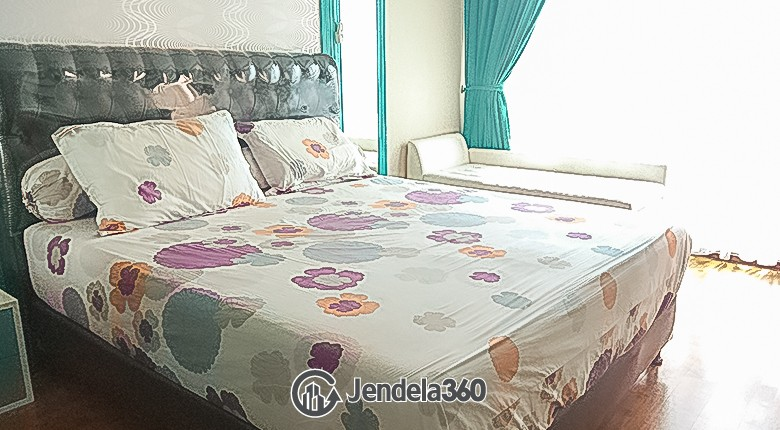 Bedroom Ancol Mansion Apartment 1BR View City Apartment