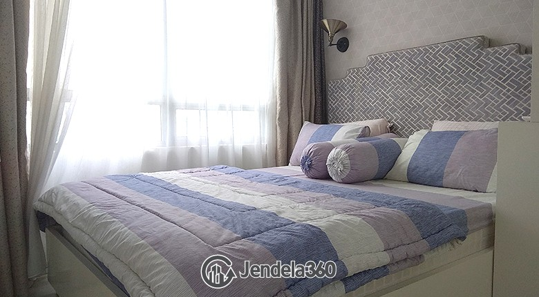 Bedroom Kuningan City (Denpasar Residence) 2BR Fully Furnished Apartment