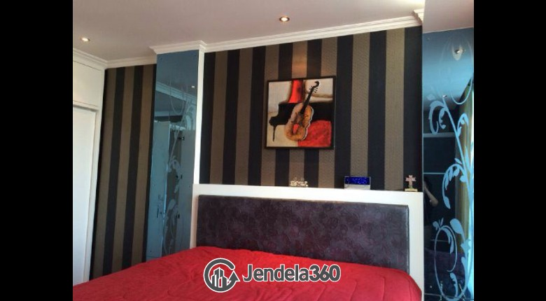 Bedroom Ancol Mansion Apartment 1BR Fully Furnished Apartment