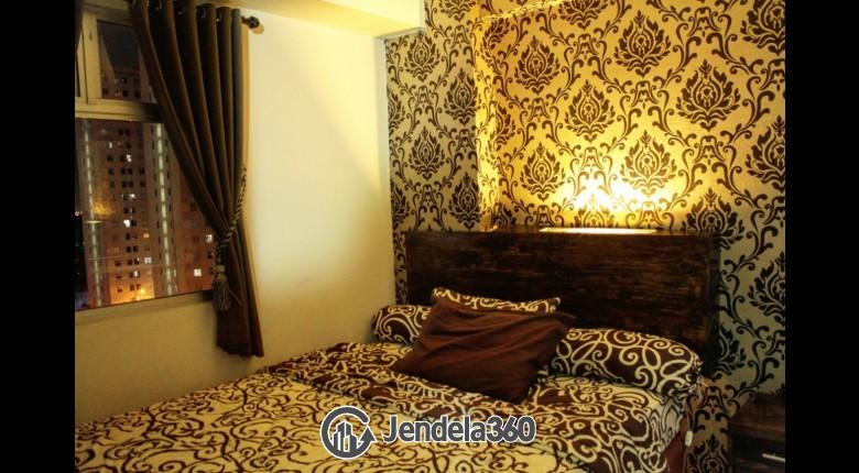 Bedroom Apartemen Kalibata City Apartment 2BR Fully Furnished