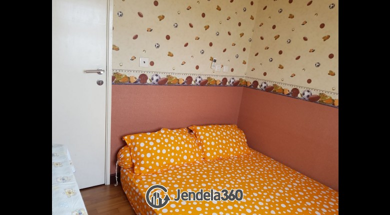 Bedroom Season City Apartment 2BR Fully Furnished