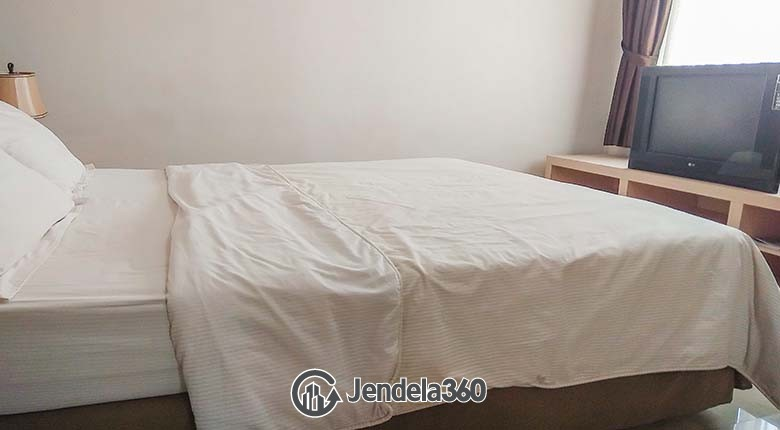 Bedroom Thamrin Residence Apartment 1BR Fully Furnished
