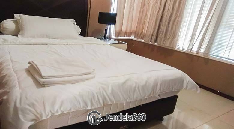 Bedroom Apartemen Thamrin Residence Apartment