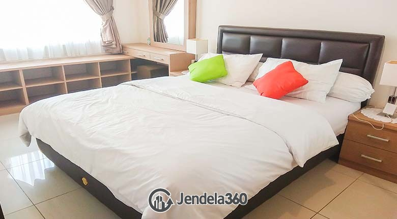 Bedroom Thamrin Executive Residence 1BR View City