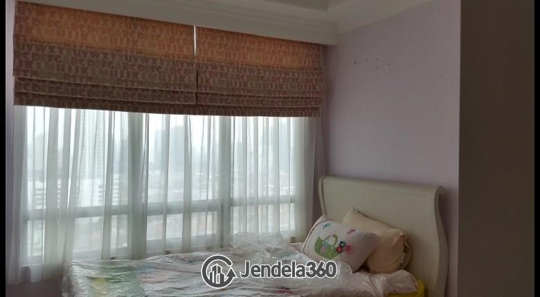 Bedroom Apartemen Kuningan City (Denpasar Residence)