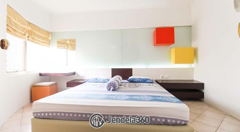 Bedroom Apartemen Mediterania Garden Residence 1 2BR Tower B