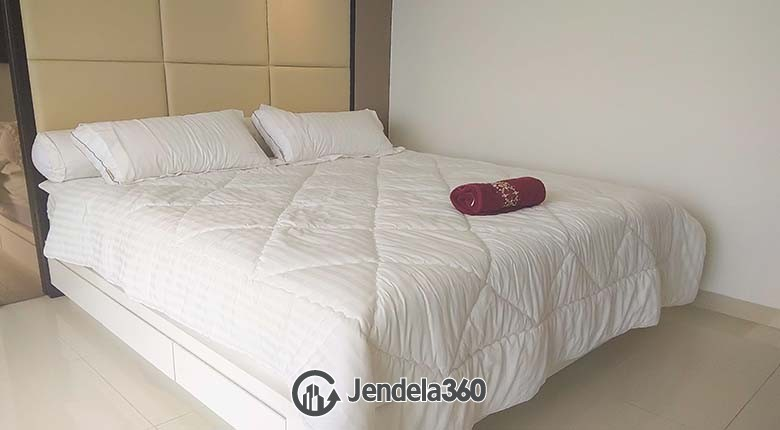 Bedroom The Mansion Kemayoran Jasmine 2BR Tower Capilano