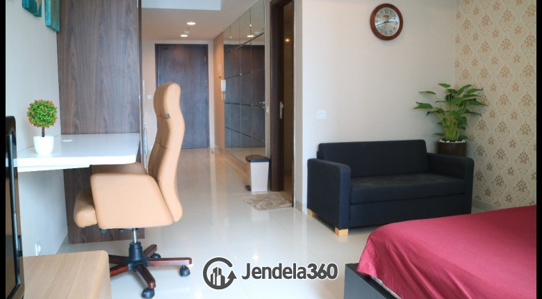 Bedroom Kemang Village Apartment 1BR Tower intercon Apartment
