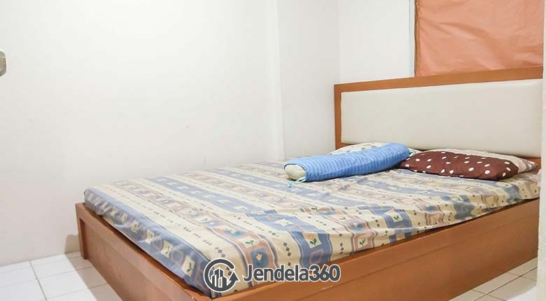 Bedroom Gading Nias Apartment 2BR Fully Furnished Apartment