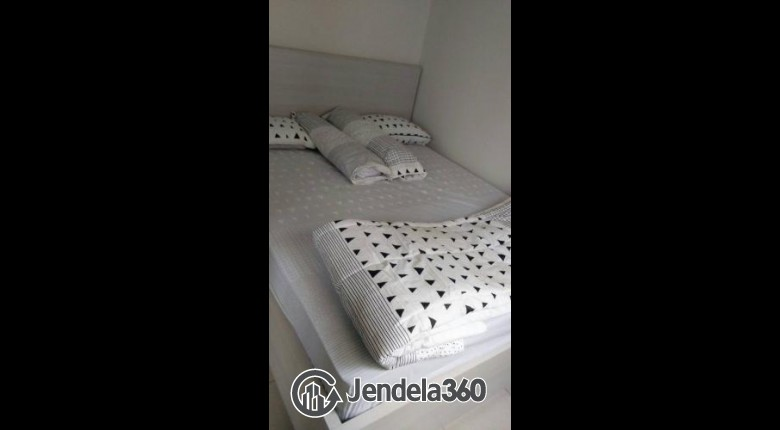Bedroom Apartemen Pakubuwono Terrace 2BR Fully Furnished