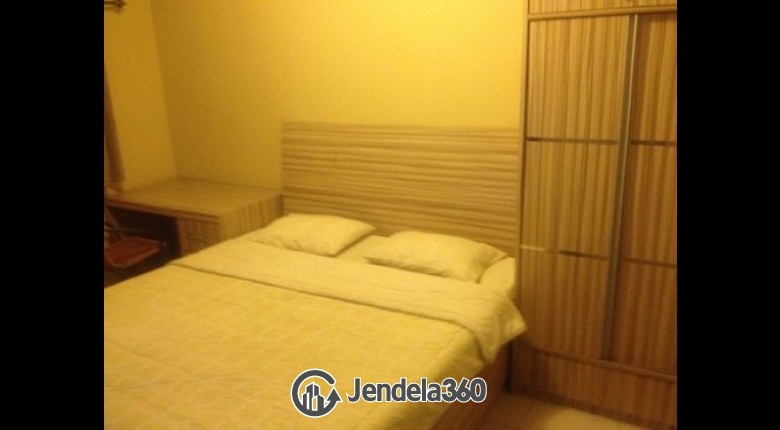Bedroom Pakubuwono Terrace 1BR Fully Furnished Apartment