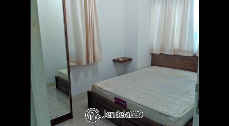 Bedroom Pakubuwono Terrace Apartment
