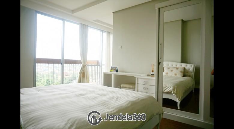 Bedroom The Mansion Kemang