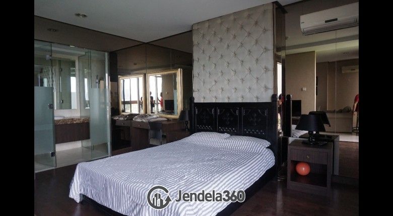 Bedroom The Mansion Kemang 1BR Tower S Apartment