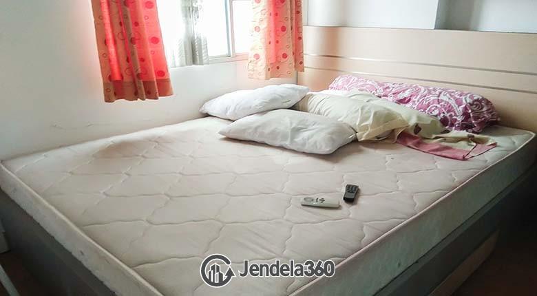 Bedroom Apartemen Menteng Square Apartment 2BR Fully Furnished