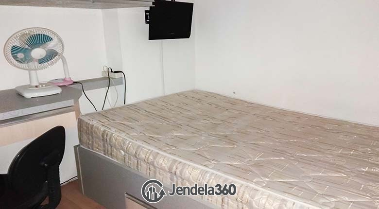 Bedroom Menteng Square Apartment