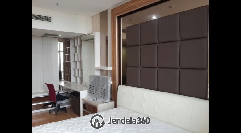 Bedroom Apartemen The Summit Apartment 3BR Fully Furnished