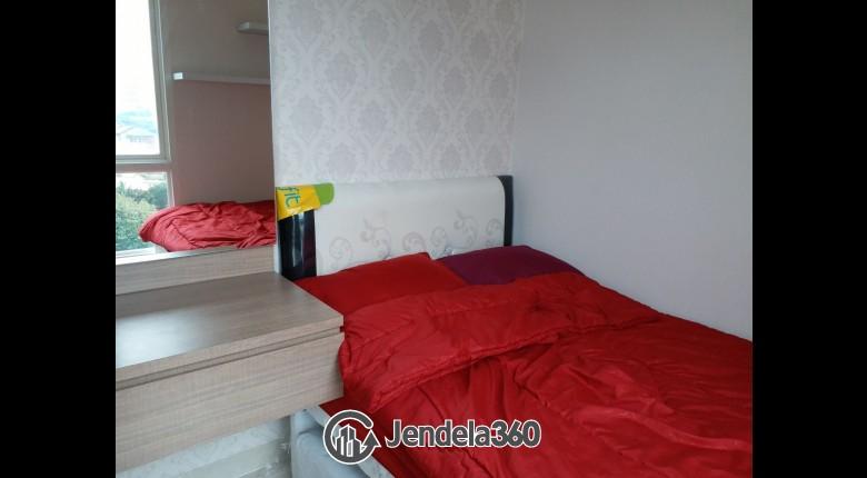 Bedroom Apartemen Elpis Residences Apartment 2BR Fully Furnished