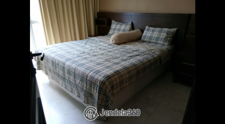 Bedroom Apartemen Bellagio Residence 3BR Tower B