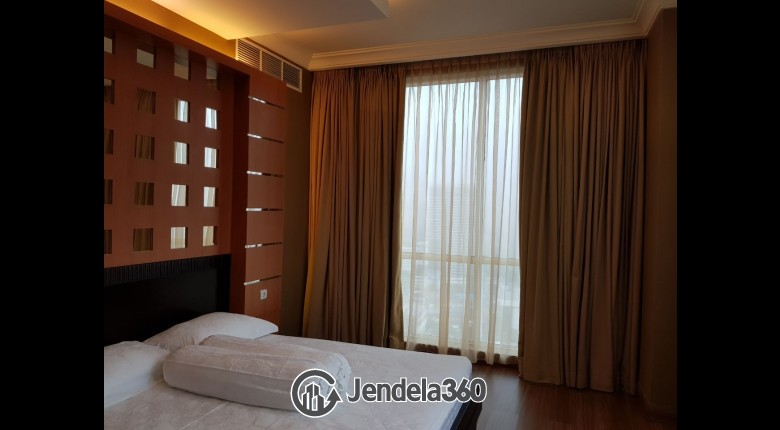 Bedroom Pakubuwono View 3BR Fully Furnished