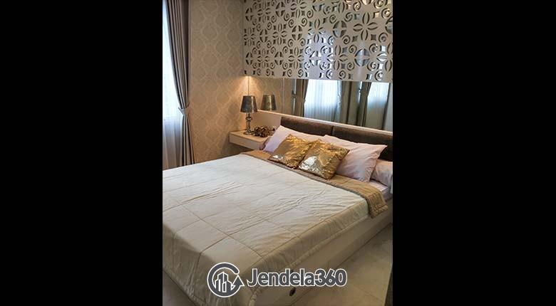 Bedroom Royal Mediterania Garden Residence 1BR Fully Furnished