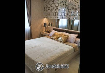Royal Mediterania Garden Residence 1BR Fully Furnished