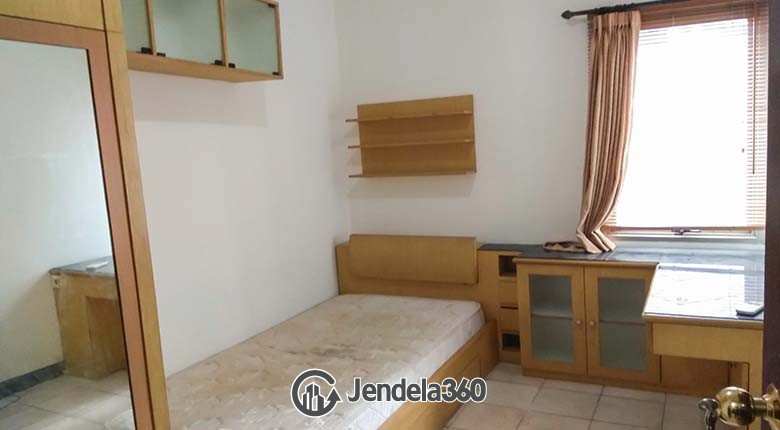 Bedroom Mediterania Garden Residence 1 2BR Fully Furnished Apartment